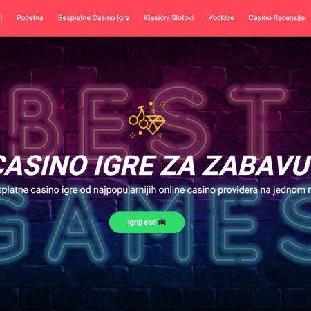 Besplatne casino igre i besplatni slotovi