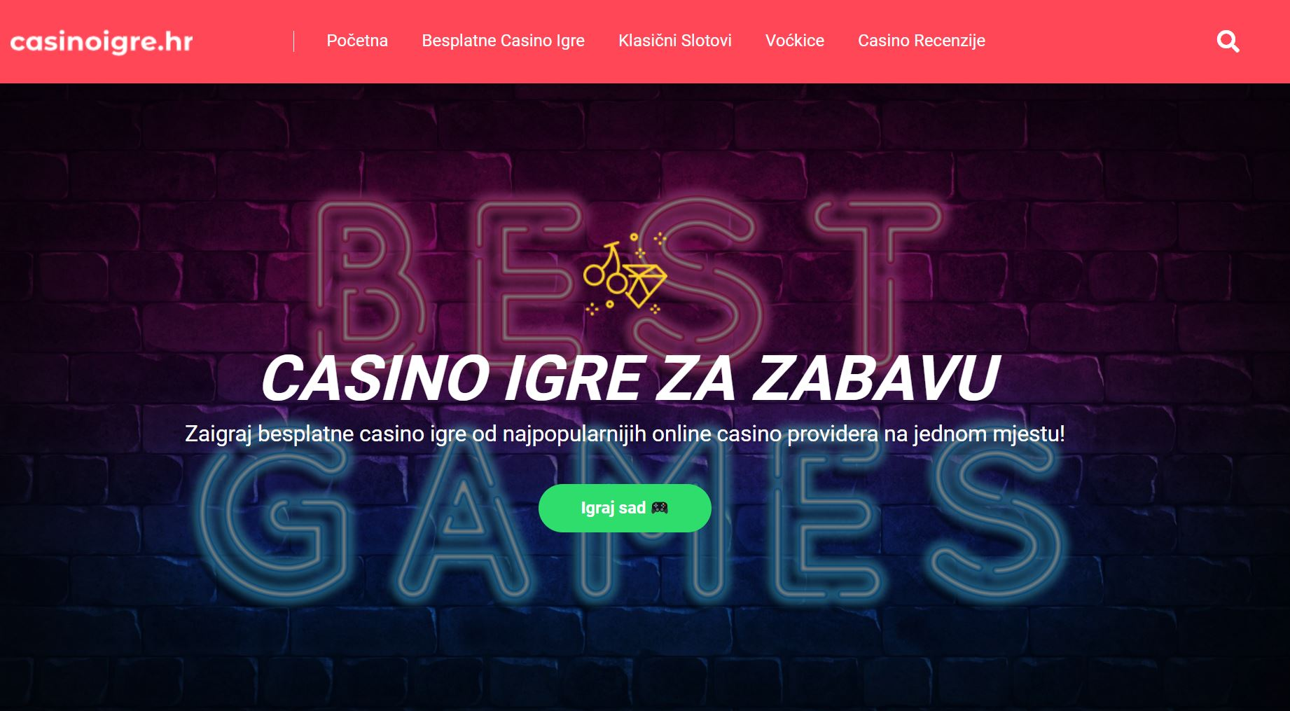Casino Igre Aparati Besplatne