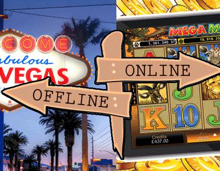 Razlike između online i offline casina — prednosti i mane