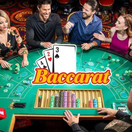 Strategije za baccarat