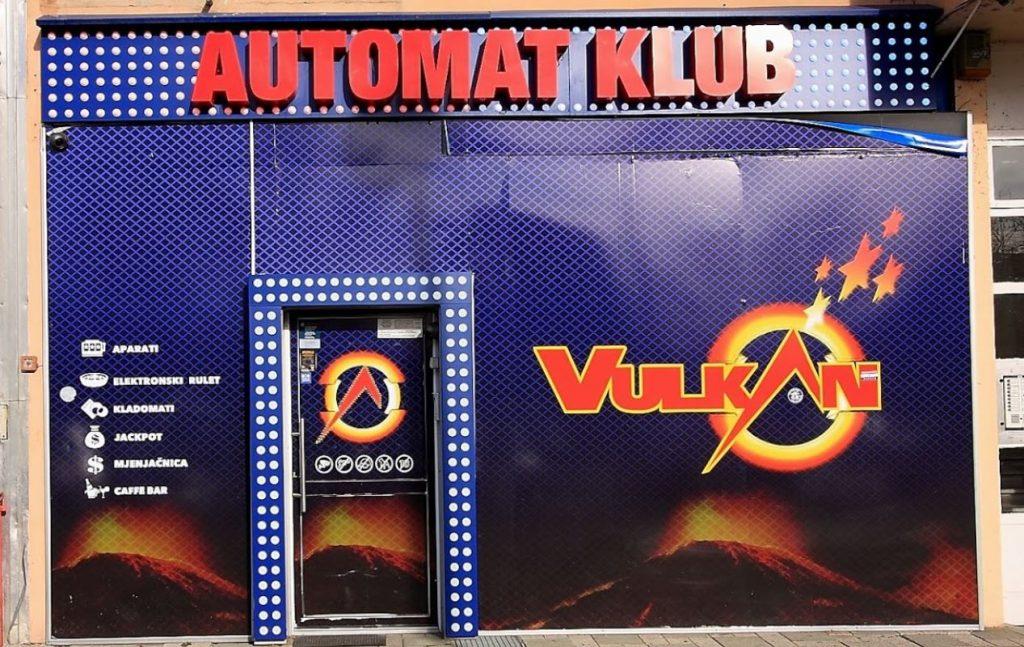 vulkan automat klubovi