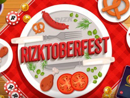 Rizk Oktoberfest Casino Promocija